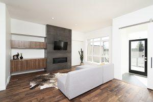 interior shot modern house